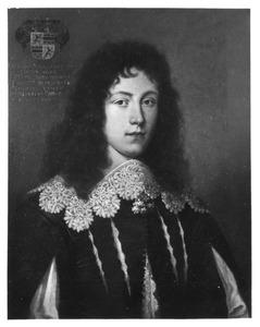 Portret van een man uit het geslacht Schellaert van Obbendorf