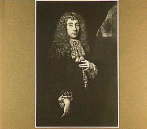 Portret van Isaac Sena (1662-1718)