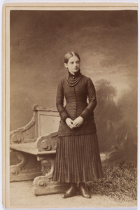 Portret van Helena Lucia Kips (1866-1928)