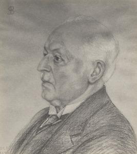 Portret van Coenraad Willem van de Kasteele (1851-1925)
