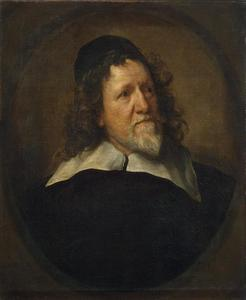 Portret van Inigo Jones (1573-1652)