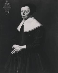 Portret van Magdalana Coetenburg