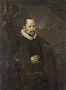 Portret van Steven van Dalen (?-1586)