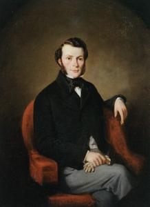 Portret van Jeipe Onnes (1823-1906)
