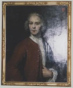 Portret van een man, waarschijnlijk Arnold Engelen (1712-1794)