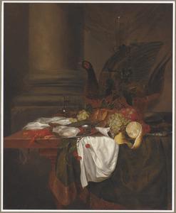 Stilleven met fazantenpastei