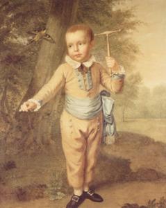 Portret van Jacob de Beyer (1774-1802)