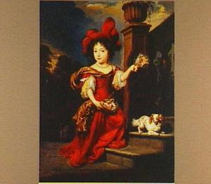Portret van Beatrix van Alphen (1672-1728)