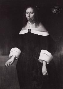 Portret van Johanna Folkers