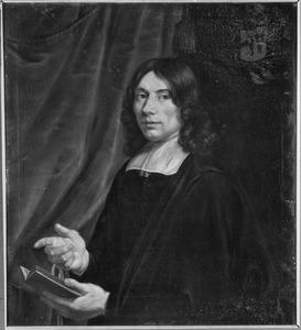 Portret van Ernestus van Harlingen (1649-1705)
