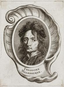 Portret van Dirck Helmbreeker (1633-1696)