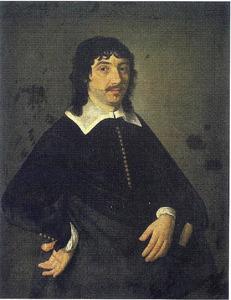 Portret van een 41-jarige man