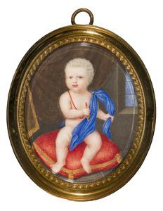 Portret van Reindert van Reede (1718- )