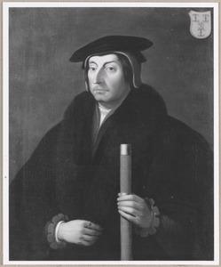 Portret van mogelijk Willem van Zuylen van Nievelt ( ....-1543)