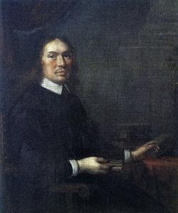 Portret van Josephus de Kies van Wissen (1629-1677)