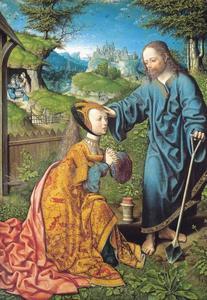 De verschijning van Christus aan Maria Magdalena