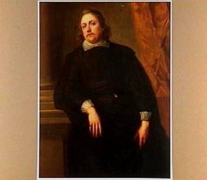 Portret van een Italiaanse geestelijke