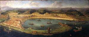 Panorama van Messina