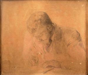 Portret van Ferdinand Hart Nibbrig (1866-1915)