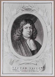 Portret van Victor Victorsz. (1653-1708)