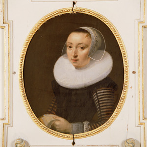Portret van Mayken Tevel