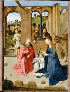 De geboorte van Christus