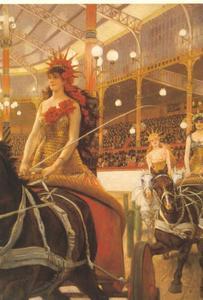 'Ces Dames des Chars'  (The Circus)