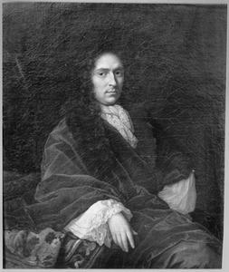 Portret van Simon van Halewijn (1654-1702)