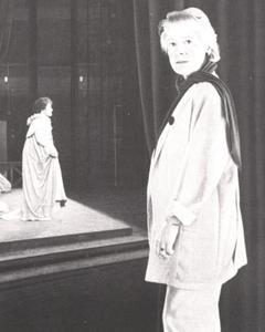 Portret van Henny Orri (1925- )