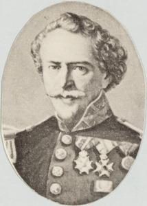 Portret van Josephus Balthasar Heijligers ( -1859)