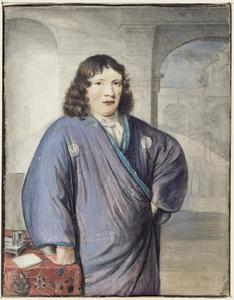 Portret van Jan Poelaert (1653-1701)