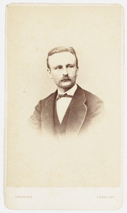 Portret van Andries Jentinck (1841-1887)