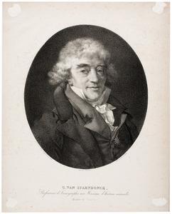 Portret van Gerard van Spaendonck (1746-1822)