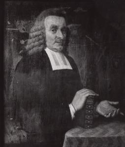 Portret van Petrus Onderdewijngaart (1706-1782)
