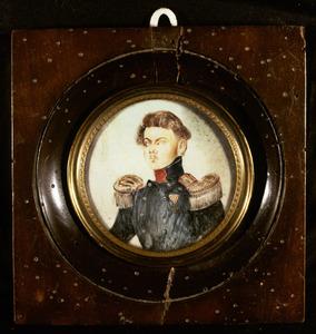 Portret van Hermanus Theodoor Prins (1813-1894)