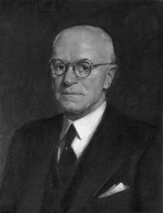 Portret van Lambertus Josephhus Leonardus Maria de Gruijter (1873-1951)