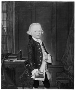 Portret van Harmen Egbert van Marle ( -1824)