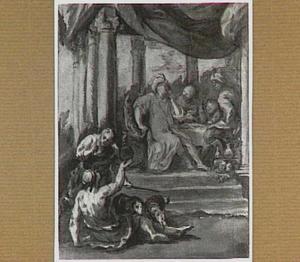 De rijke man en de arme Lazarus (Lucas 16:19-31)