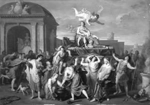 De dood van Dido