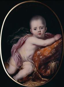Portret van Louise Leopoldina van Nassau-Dietz (1695-1758)