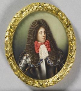 Portret van Prins Maximilian William van Hannover (1666-1726)