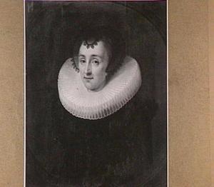 Portret van Hortensia del Prado (....-1627)