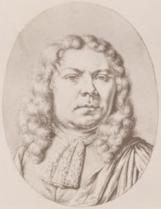 Portret van Willem Backer (1656-1731)
