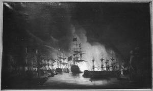 Het bombardement van Algiers, 26-27 augustus 1816