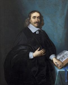 Portret van IJsbrand van Diemerbroeck (1609-1674)