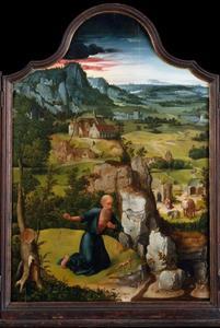 De boetvaardige heilige Hieronymus