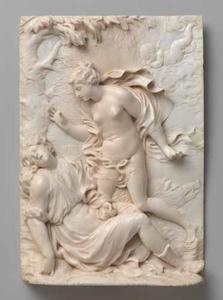 Venus en de stervende Adonis