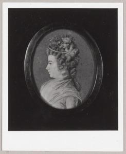 Portret van Hermina Clara Bonn (1774-1831)