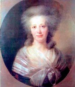 Portret van Margaretha Elizabeth van der Haer (1732-1781)