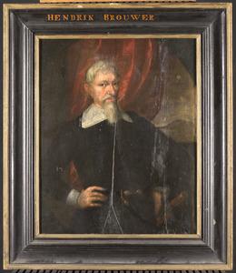 Portret van Hendrick Brouwer (1581-1643)